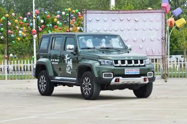售15.98万起 2020款北京BJ40城市猎人版上市