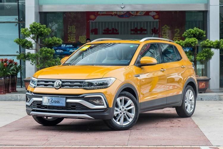 小型SUV新选择 大众将推出T-Cross跨界版