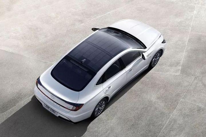 不烧油不充电的太阳能汽车量产,晒6小时能开3.6公里