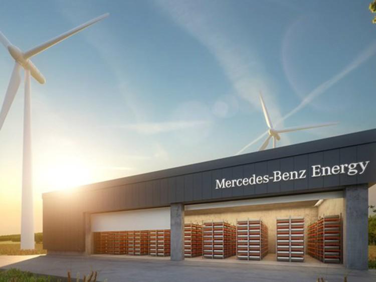 共建储能单元 北汽新能源牵手奔驰能源