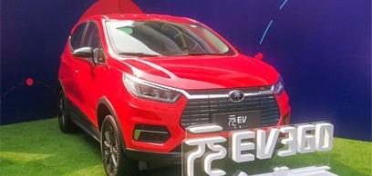 7月上市的新能源汽车