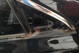 车身锈蚀,吉利公司,博瑞轿车