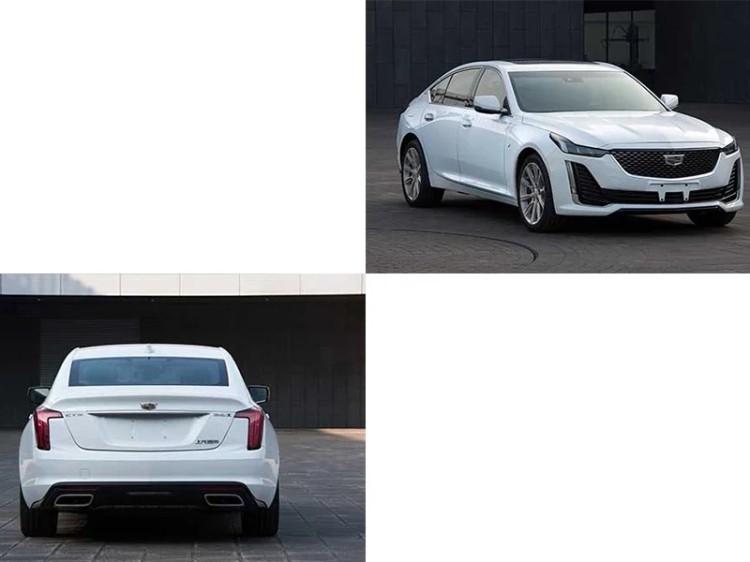 B级车价格/C级车品质 凯迪拉克CT5即将上市