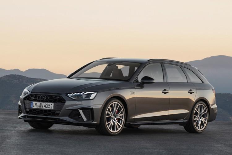 为奥迪A4L打头阵 新款A4 Avant预售34.50万起