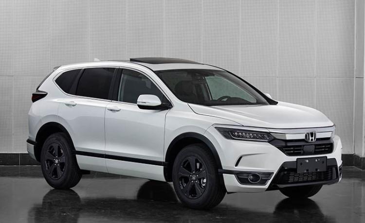 全新美学设计 广汽本田全新中型SUV命名为皓影BREEZE