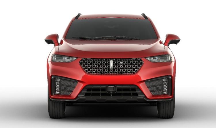 首推轿跑版&插混版 新款WEY VV7家族将成都车展上市