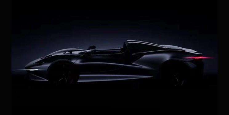 2020年首发 迈凯伦发布全新超跑预告图