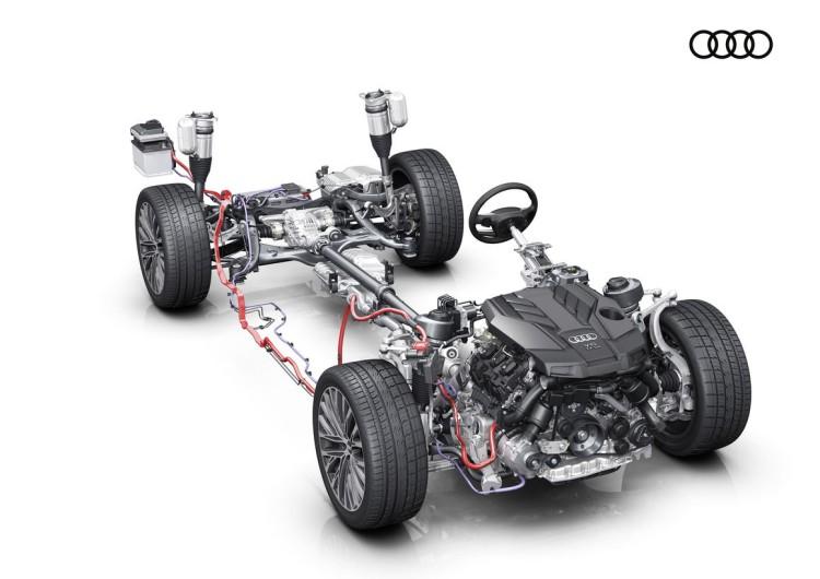 环保型48伏重度混合动力汽车即将面世