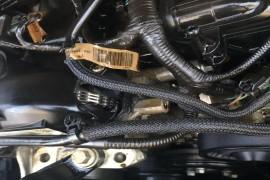 发动机轴头螺丝脱落