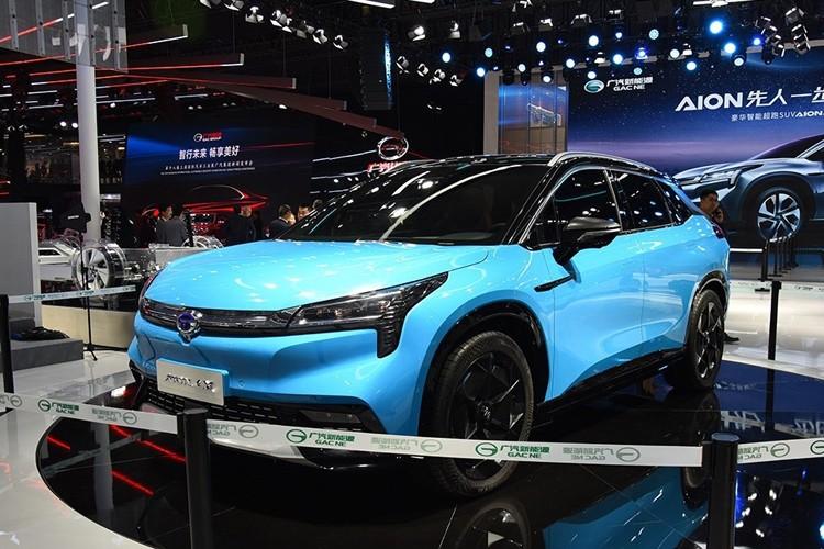 3.9秒破百 广汽新能源埃安LX预售25万起