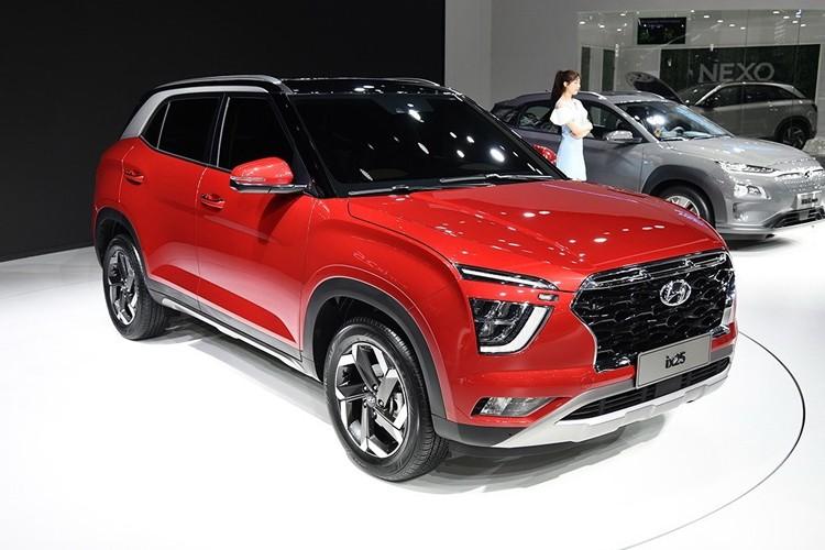 北京现代新一代ix25将于10月份上市