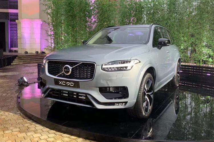 2019成都车展:新款XC90售63.39万起
