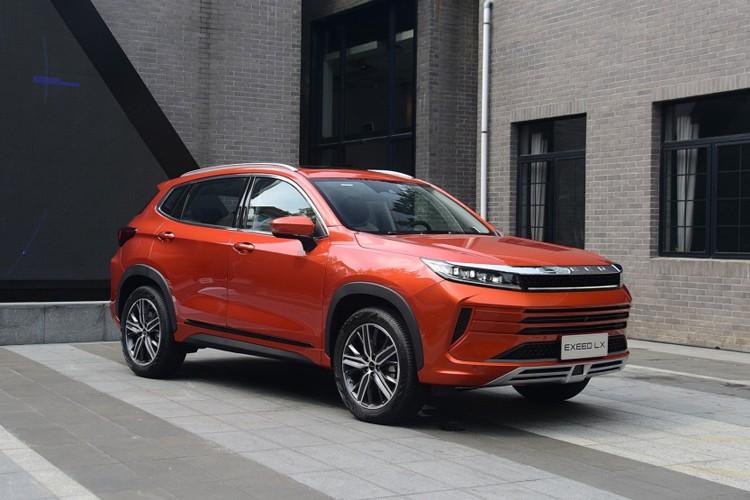 国产高端SUV新秀!星途-LX售12.59万起