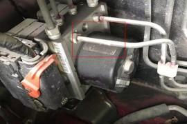 翼神ABS泵漏油