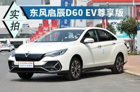 平台技术是优势 体验启辰D60 EV尊享版