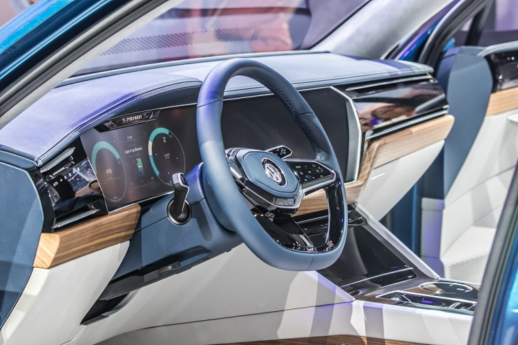 大众汽车集团计划共享新款车载控制系统