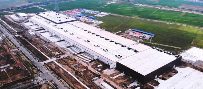 特斯拉上海超级工厂量产前通过第二次验收