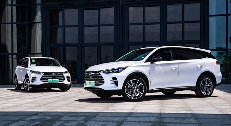 比亚迪唐DM新增车型将于9月26日上市