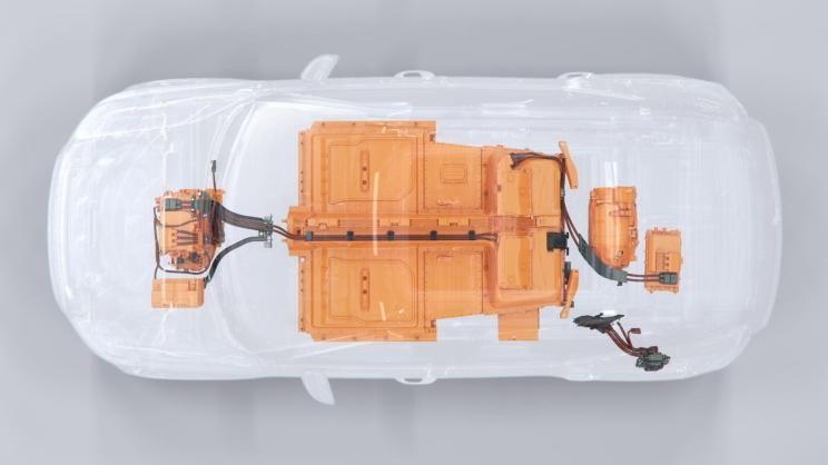 其实车将在10月16日正式首发亮相