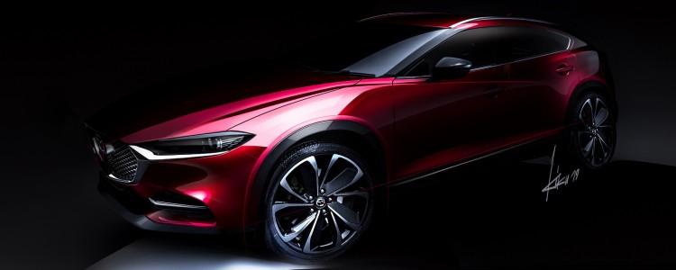 设计语言更鲜明 新款马自达CX
