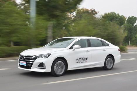 有能力叫板合資車&nbsp試駕廣汽傳祺全新GA6