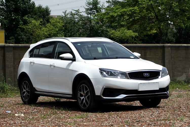 售7.59万元 吉利远景S1新增车型上市