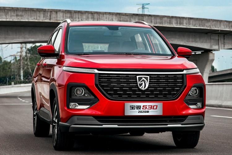 7座SUV新选择 新款宝骏530将于10月18日上市