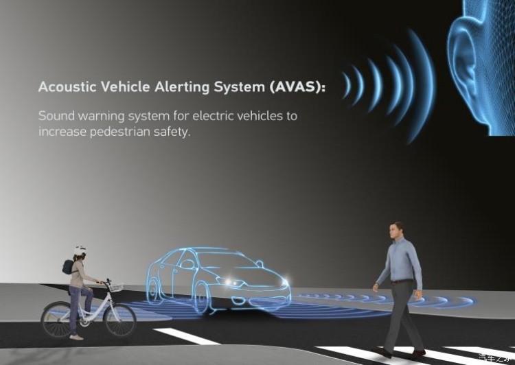 """为确保行人安全,电动汽车被迫""""发声"""""""