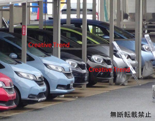 东京车展首发 全新本田飞度新预告图【图】