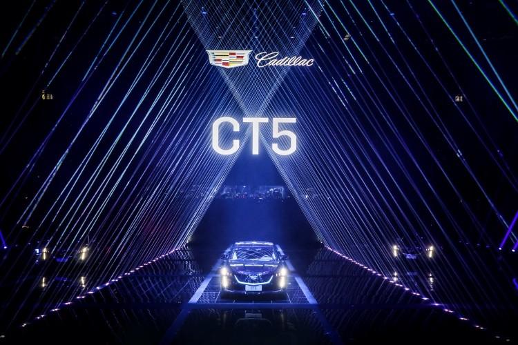 豪华后驱车新选择,凯迪拉克CT5正式预售