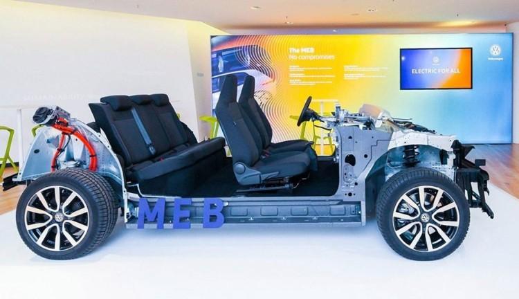 其量产车在今年9月法兰克福车展亮相