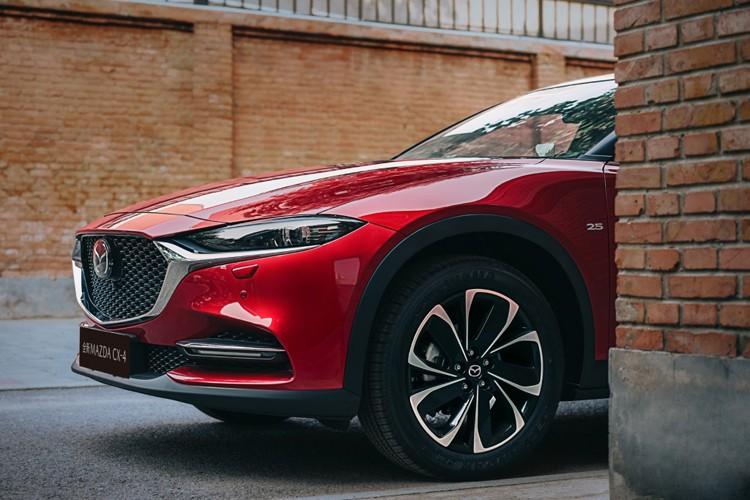 一汽马自达新款CX-4将于11月8日上市