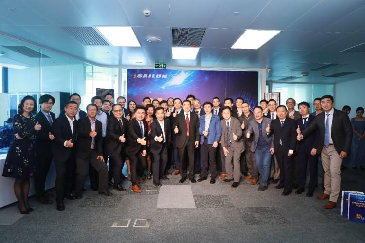 赛轮集团落子上海加速国际化新征程