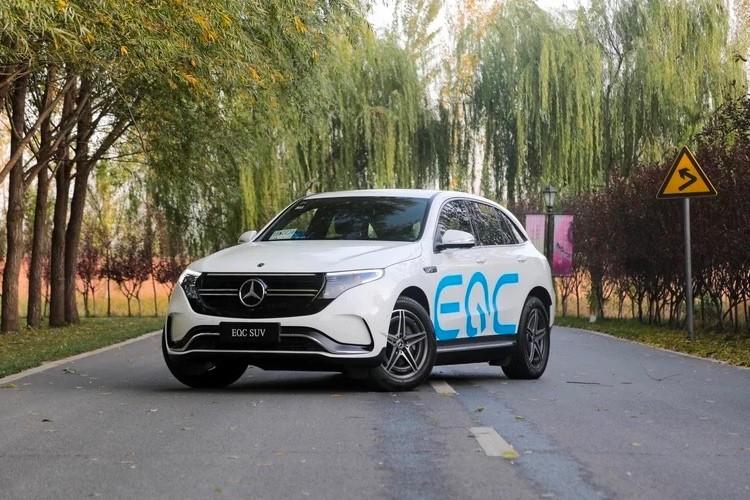 新能源车型补贴退坡 奔驰EQC推保价政策