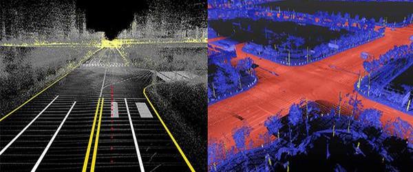 Naver开源自动驾驶汽车高精地图数据集 期望推动自动驾驶技术突破
