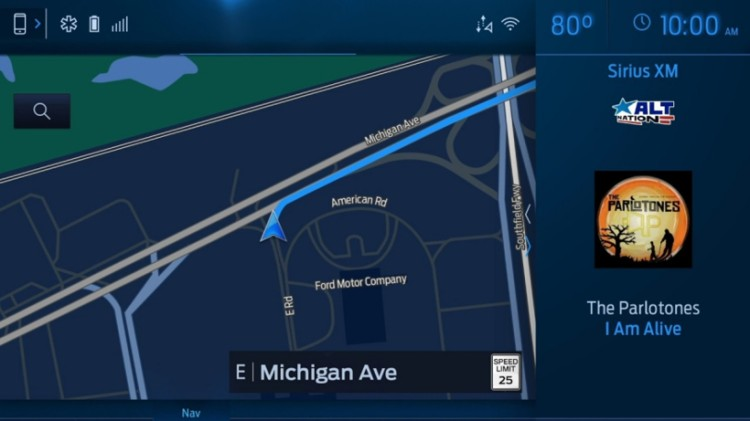 福特将推出下一代车载通信娱乐系统SYNC 4 运算能力翻倍功能更强大