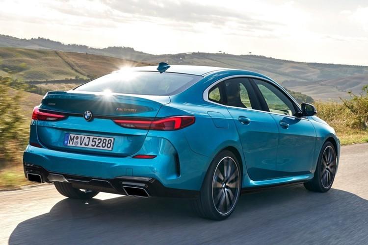 宝马汽车开始在品牌旗下的低端车型上全面采用前驱平台
