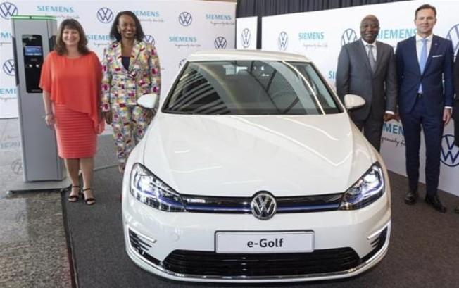 卢旺达之约 大众汽车在非洲上线电动车