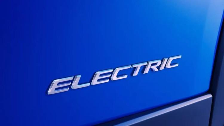 来了!雷克萨斯首款电动车广州车展发布