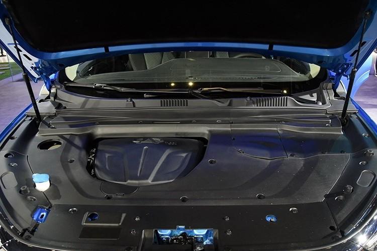 潮流元素一个不落 捷途X95将于11月28日上市