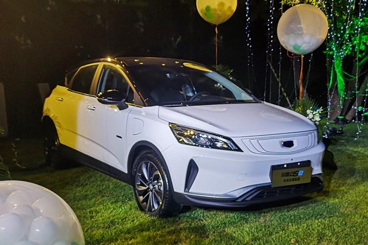 补贴后售10.98万起 帝豪GSe新车型上市