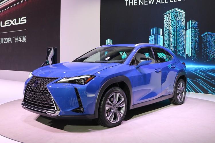 2019广州车展:雷克萨斯UX300e发布