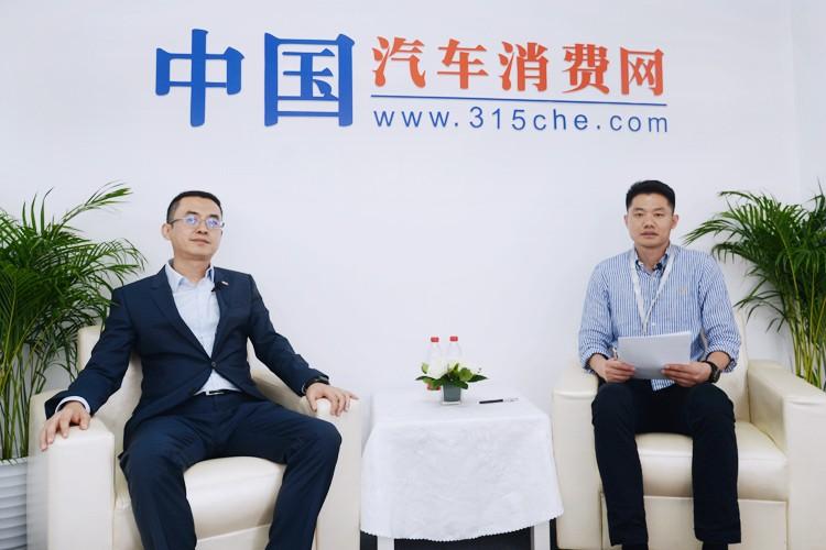 2019广州车展:专访陆风汽车营销有限公司执行副总经理董友峰