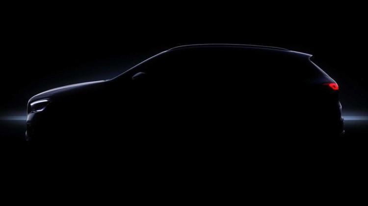 剑指奥迪Q3/宝马X1 新一代奔驰GLA预告图曝光