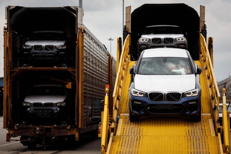 加入零排放联盟 宝马推可持续物流运输
