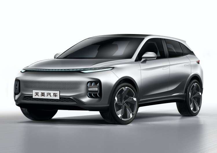 """新能源汽车市场再添新军 全新品牌""""天美""""破局而来"""