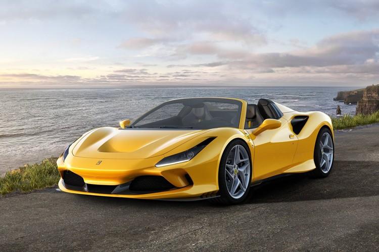 售341.80万 法拉利F8 Spider正式上市