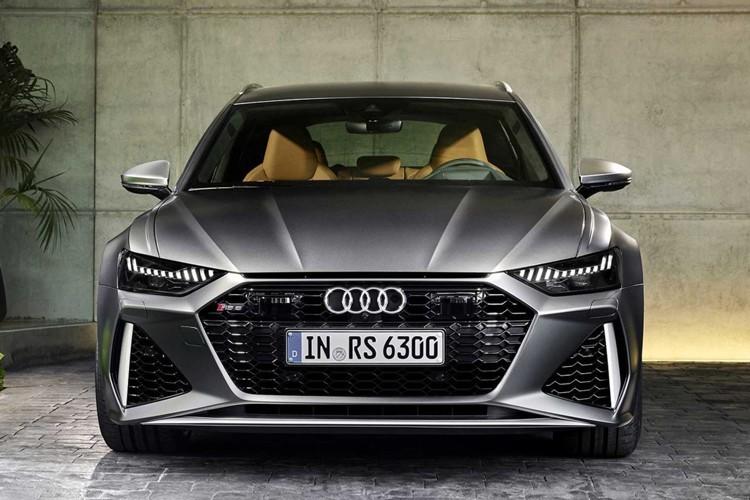 保时捷动力加持 奥迪RS 6 Avant竞争力分析