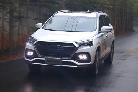 大而精致的七座SUV&nbsp試駕全新捷途X95&nbsp1.6T