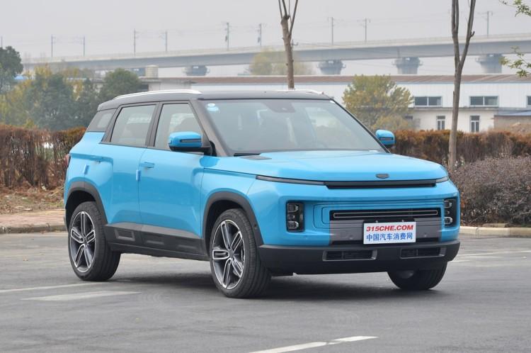 拉低门槛 吉利ICON新增车型售9.98万起
